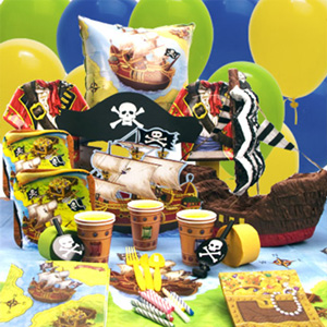 Pillaging Pirates DELUXE Birthday Bundle